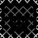 Basketball Net Ring Icon