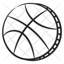 Basketball Sports Ball Game Icon
