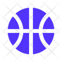 Sport Basketball Ball Icon