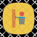 Basketball Sports Basket Icon