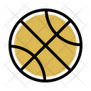 Basketball Sport Physical Education Icon