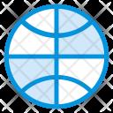 Ball Basketball Softball Icon