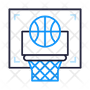 Basketball Sport Game Icon