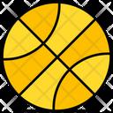 Basketball School Sports Icon