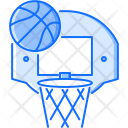 Basketball Basket Ball Icon