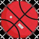 Basketball Ball Play Icon