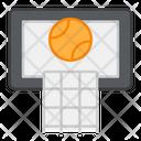 Basketball Game Sports Icon