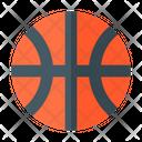 Basketball Sport Play Icon