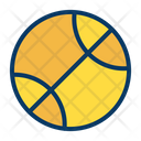 Basketball Game Ball Game Icon