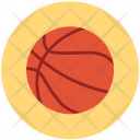 Basketball Ball Court Icon