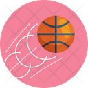 Basketball Ball Ball Ball In Motion Icon