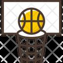 Basketball Basket Icon