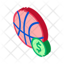 Ball Basketball Sport Icon