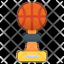 Basketball Championship Cup Champion Icon