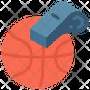 Basketball Coach Teacher Coaching Icon