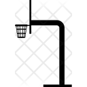 Basketball Court Net Pole Icon