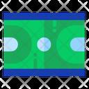 Court Game Ground Icon