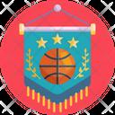 Basketball Flag Icon