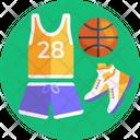 Basketball Gear Icon