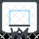 Basketball Goal Basketball Hoop Basketball Net Icon