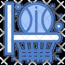 Basketball Net Net Sport Icon
