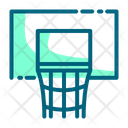 Basketball Hoop Hoop Net Icon