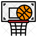 Basket Ball Sport Icon
