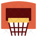 Hoop Basketball Game Icon