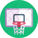 Basketball Goal Post Basketball Hoop Net Icon
