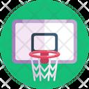 Basketball Goal Post Basketball Hoop Net Icon