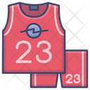 Basketball jersey Icon