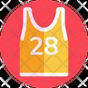Sportswear Basketball Jersey Jersey Icon