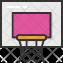 Net Basketball Goal Icon