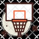 Basketball Net Basketball Goal Basketball Hoop Icon