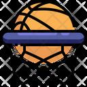 Basketball Net Icon