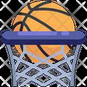 Basketball Net Basketball Hoop Basketball Goal Icon