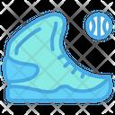 Basketball Shoe Running Shoe Shoe Icon