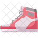 Basketball Sneakers Icon