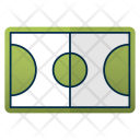 Basketball Stadium Icon