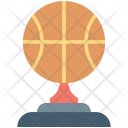 Basketball Trophy Winner Icon