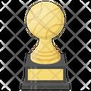 Basketball Trophy Sports Award Performance Award Icon