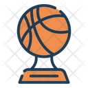 Basketball Trophy Trophy Tournament Icon