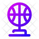 Basketball Trophy Icon