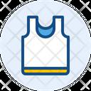 Basketball Uniform Icon