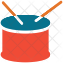 Bass Drum Snare Icon