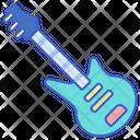Bass Guitar Chordophone Icon