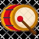 Bass drum Icon