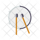 Bassdrum Drum Mallet Icon