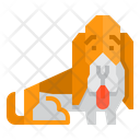 Basset Hound Dog Icon