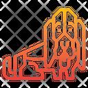 Basset Hound Dog Animal Icon